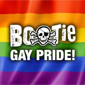 Bootie: Gay Pride!