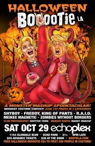 Halloween Booootie LA