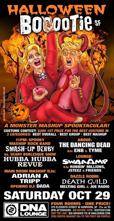 Halloween Booootie SF