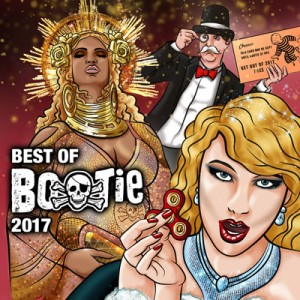 Best of Bootie 2017