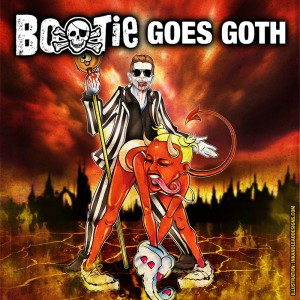 Bootie Goes Goth